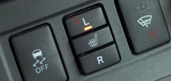 кнопка lock на toyota rav4 xa30